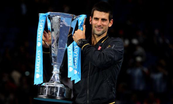 fot. oficjalna strona Novaka Djokovicia