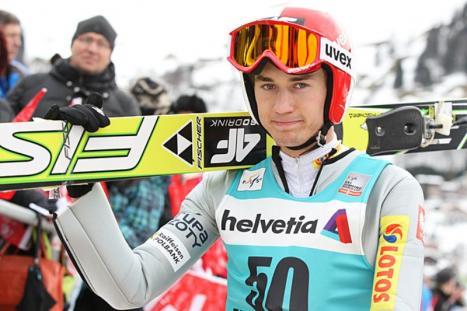 Fot. oficjalna strona Kamila Stocha