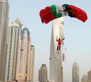 Spadochronowe MŚ w Dubaju / fot. oficjalna strona