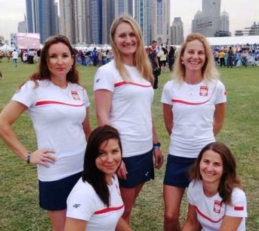 Spadochronowe MŚ w Dubaju – dwa medale w zasięgu