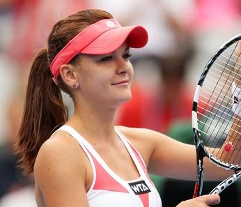 Agnieszka Radwańska wygrywa w Sydney: W Melbourne nie powinno być problemów – Katarzyna Strączy dla SW