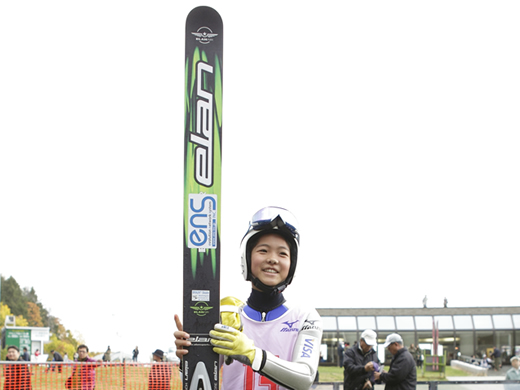 Fot. oficjalna strona Sary Takanashi