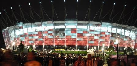 EURO 2020 w 13 krajach – informuje UEFA. Przynajmniej nie będzie żenady podczas ceremonii otwarcia