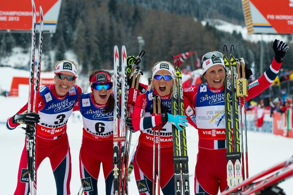 Norweska koalicja pokonała Justynę Kowalczyk – Piotr Walkowiak o mistrzostwach świata