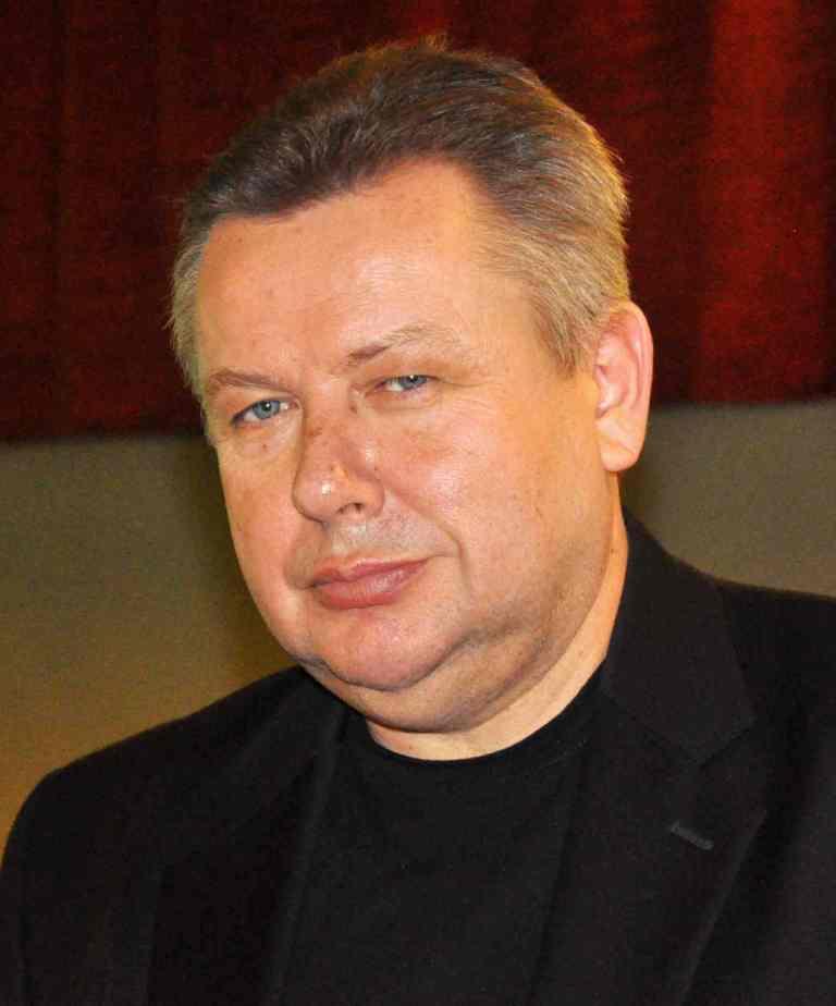 Janusz Pindera, fot. Sportowe Wywiady