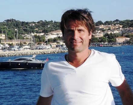 Fabrice Santoro, Francuz nikczemnego wzrostu – Witold Domański