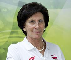 Irena Szewińska – bogini stadionu (WIDEO)