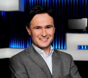 Tomek Lipiński, ik, fot. Canal+ Sport